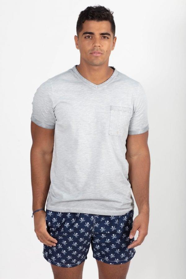 V Neck Shirt