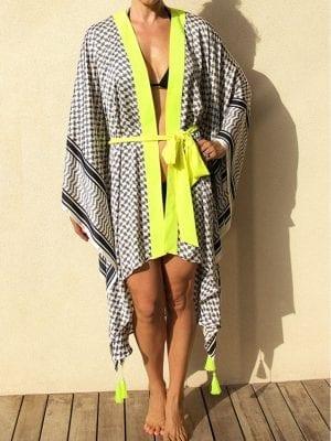Mystique Angel Kimono