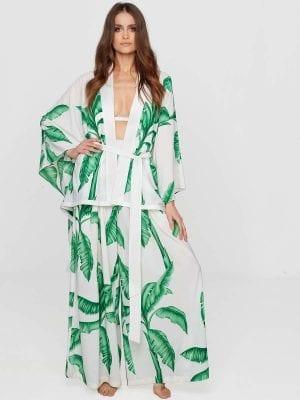 Short Kimono Jungle