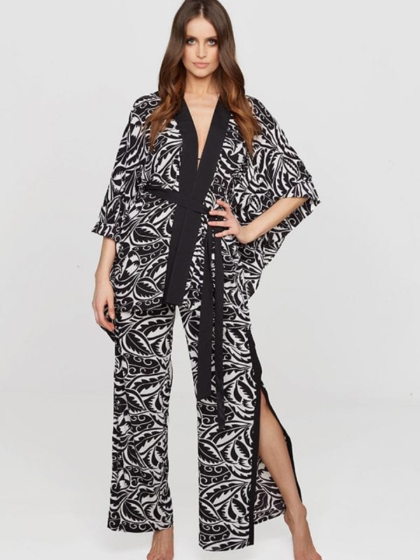 Short Kimono Oriental