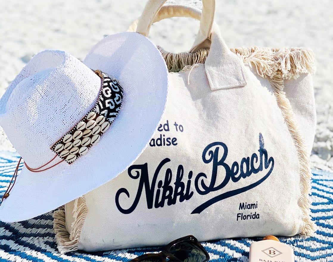 Nikki Beach Accessories