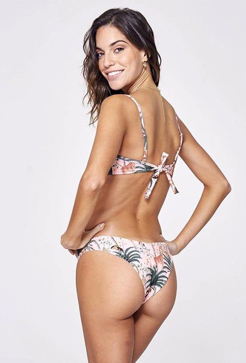 Tropical Bikini Bottom
