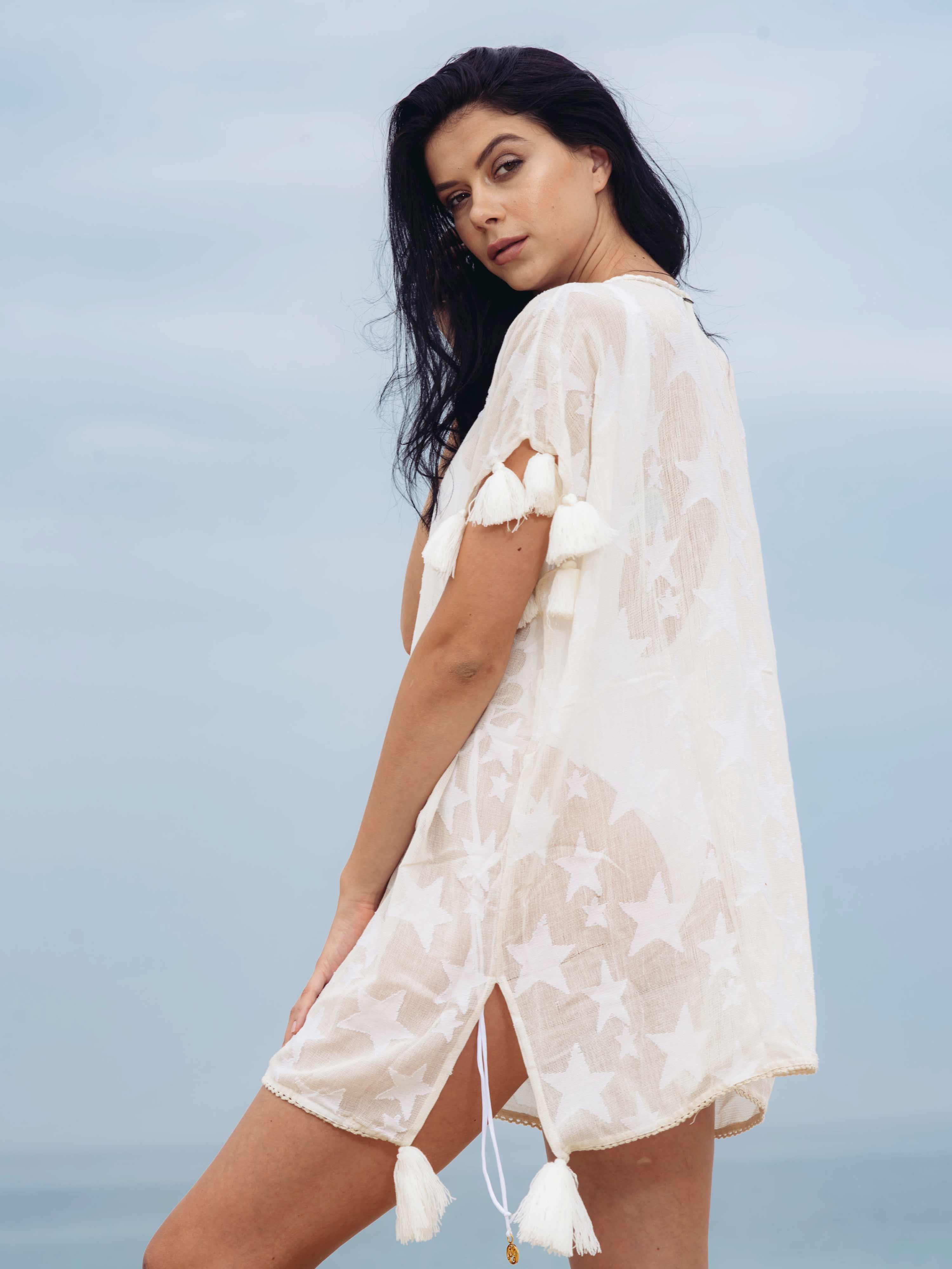 Short Dress Kaftan